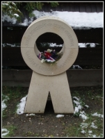 Symbolický hrob Josef Sousedíka